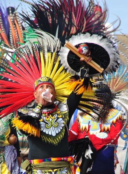 Aztec blower