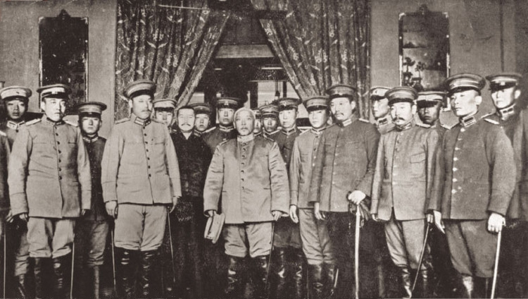 """""""Band of Brothers"""" who tore China apart with civil strife before World War II"""