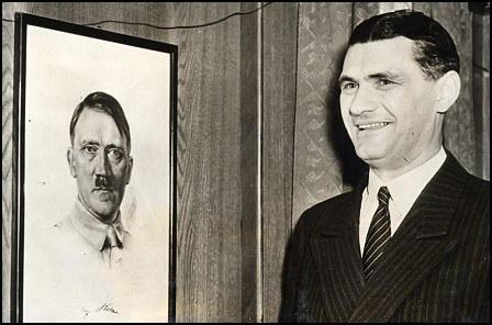 Nazi Consul Wiedemann in Tientsin