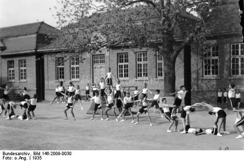 German School Tientsin 1935
