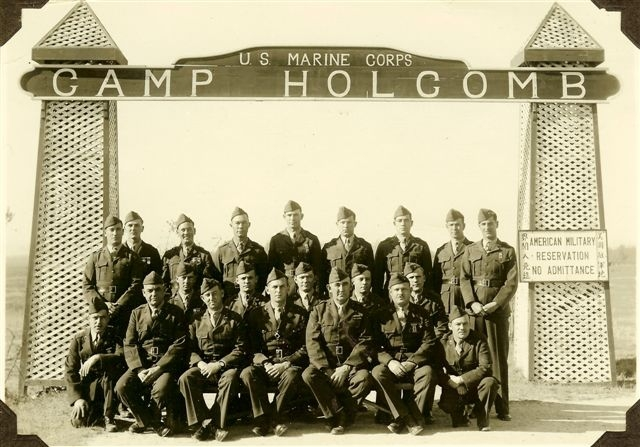 Camp Holocomb - Tientsin